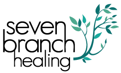 Seven Branch Healing Logo